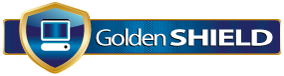 Golden Shield Logo